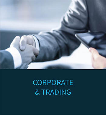 Corporate & Trading - Interway Group